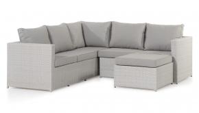 Wicker Loungeset Lima 206x206cm