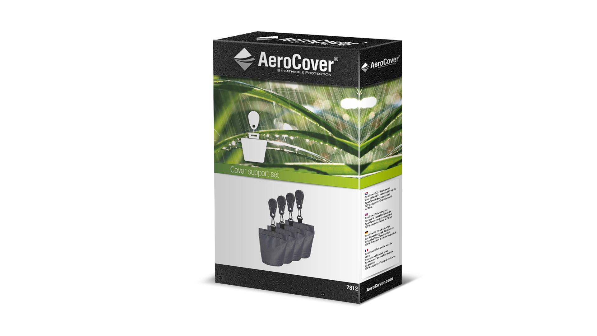Aerocover - Zandzakkenset Voor Beschermhoes