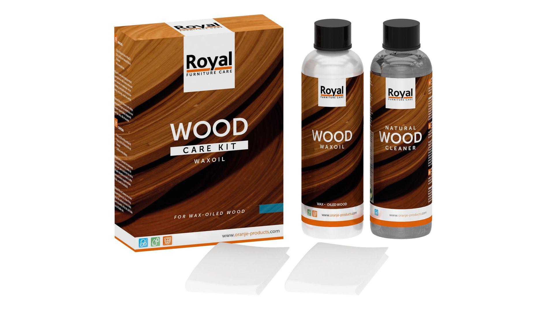 Wood Care Kit Waxoil