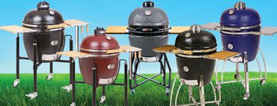 Kamado Egg Barbecues
