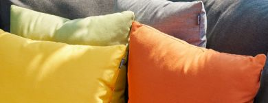 Textiel Tuinkussens