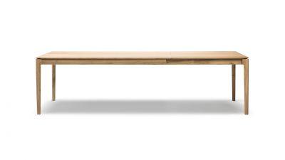 Eik Bok Uitschuifbare Eettafel 180-280x100cm