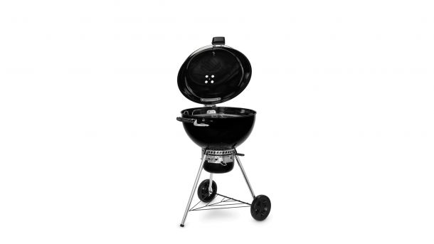 Weber Master-Touch Premium SE E-5775 Houtskoolbarbecue 57cm open