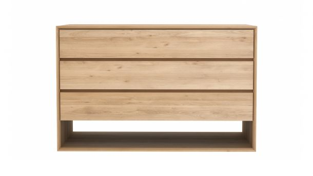 Eik Nordic Opbergkast 130x56x83cm