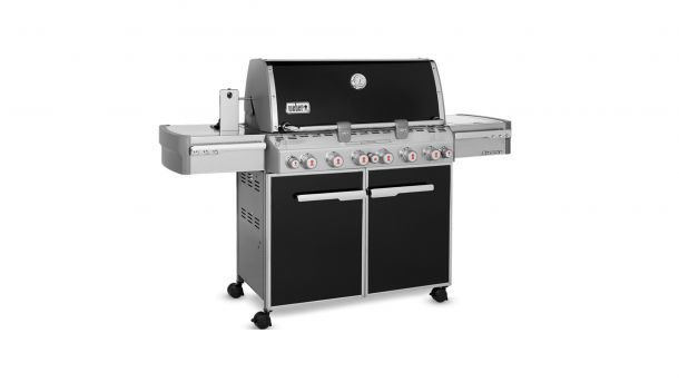 Weber Summit E-670 GBS System Edition Black links