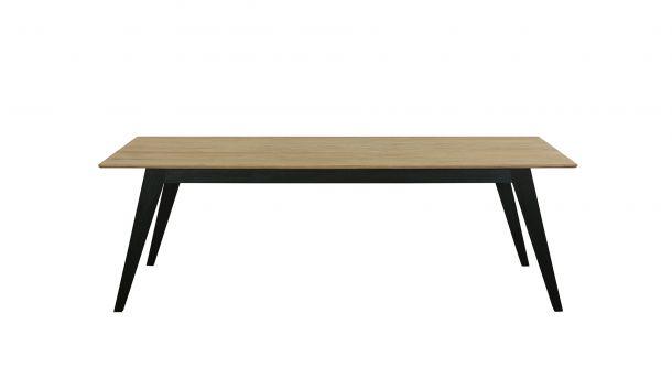 Teakline Collection Teak Interieurtafel Modena 220x100x78cm