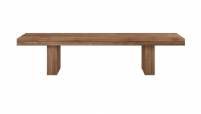 Teak Double Bank 200x40x45cm