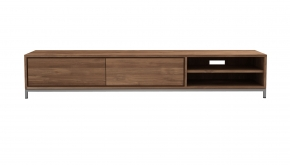 Teak Essential TV Meubel 209x47x38cm