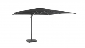 Azur Alu Parasol Kentucky Black
