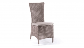 Wicker Tuinstoel Adria Cappuchino