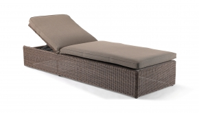 Wicker Ligbed Firenze Natural
