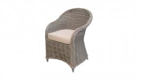 Luxury Lounge Wickerzetel California Light Koboo Grey