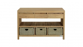 Teakline Collection Teak Badkamermeubel New Bordeaux 120cm