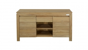 Teakline Collection Teak Badkamermeubel New Toulouse 140cm