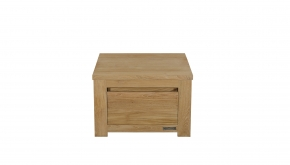 Diamond Collection Teak Salontafel Vierkant 60x60x40cm
