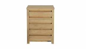 Diamond Collection Teak Ladenkast 90x50x125cm