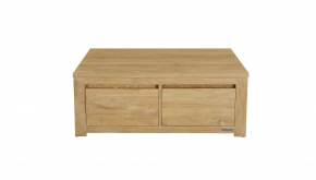Diamond Collection Teak Salontafel 120x80x45cm