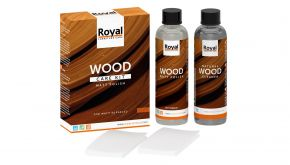Wood Care Kit Mat Polish